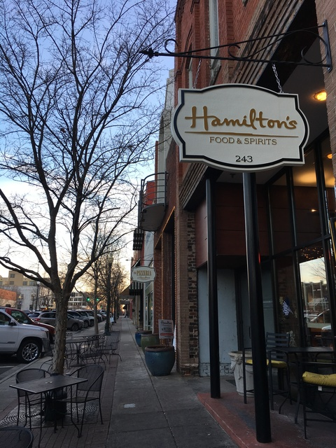 HAMILTON'S FOOD & SPIRITS & THE PIZZERIA AT HAMILTON'S - North Georgia's favorite dining destination